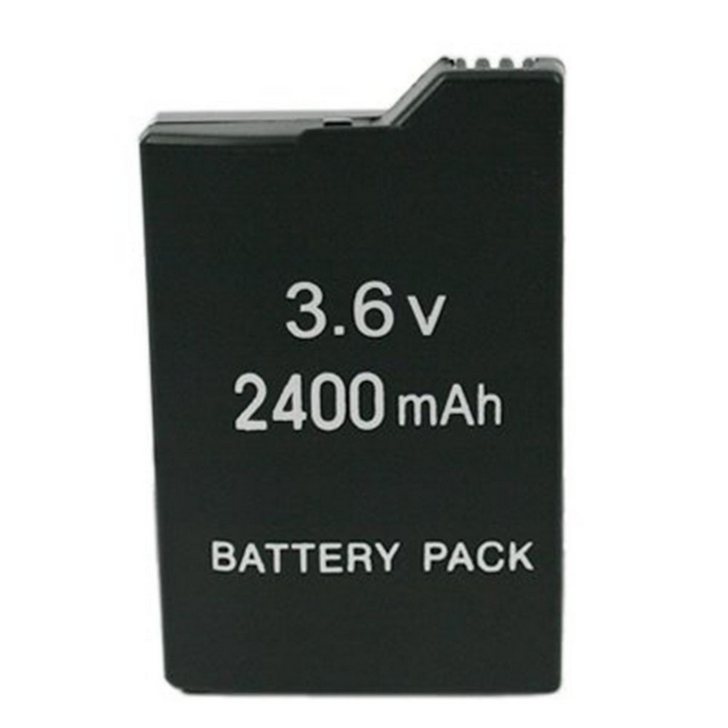 1pc High Quality Rechargeable 3.6V 2400mAh Lithium Replacement Battery Pack for Sony for PSP Slim 2000 3000 Safe(China (Mainland))