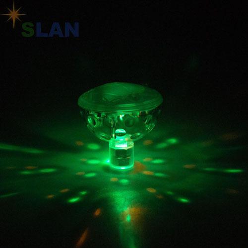 New Underwater Show LED Disco Aqua Glow Light Show Pond Pool Spa Hot Tub Party Night Light Free Shipping(China (Mainland))