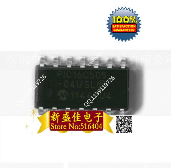 50pcs/lot PIC16C505-04I/SL Free shipping