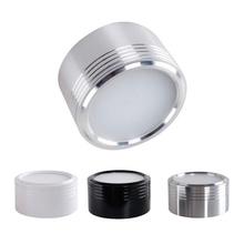 3W 5W 7W 9W 12W LED downlight Aluminum AC85-265V indoor lighting high brightness foyer bedroom - Goodlighting store