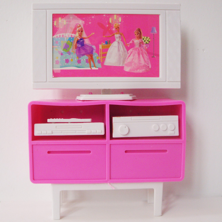 baby girl best gift wholesale manufacturer plastic home theater diy miniature doll house accessorieschina cheap doll houses with furniture