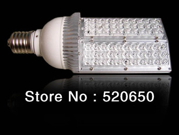 Free Shipping,Wholesale 10ps,Super Bright Energy Saving Epistar 1W*30 LED Road Light Decorative Lamp,with CE,ROHS Certification