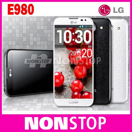 LG E980 Original unlcoked LG Optimus G Pro E980 Android phone Quad core 13MP Camera GPS WIFI 3G&4G phone(China (Mainland))