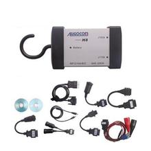 Carcode 1pc AUGOCOM H8 Diagnostic Tool AUGOCOM H8 with Software Diesel Truck Interface Same Function as Nexiq USB LINK 125032(China (Mainland))