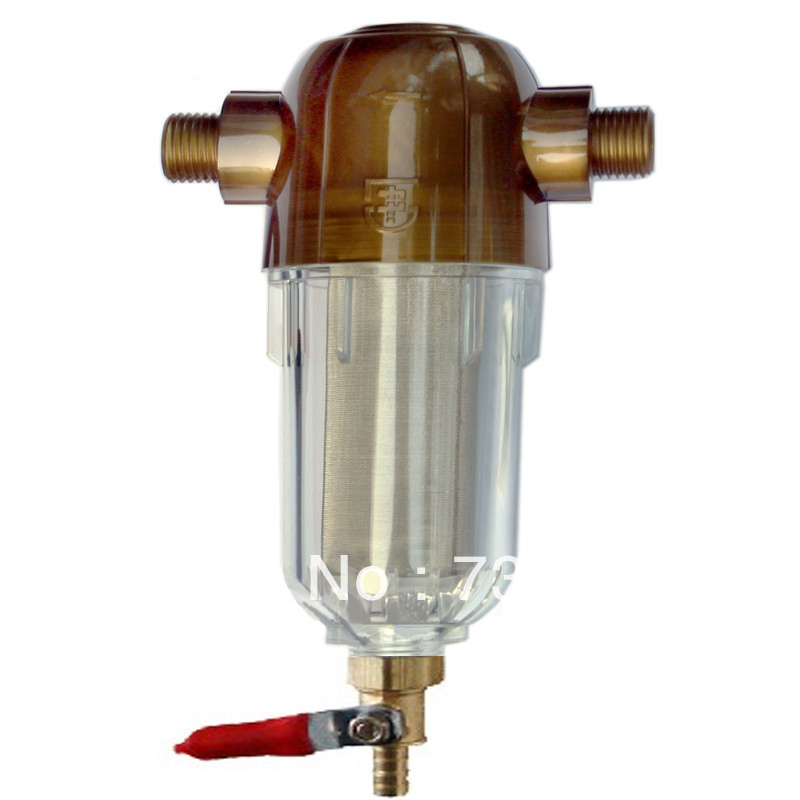 Pre filter household water purifier pipe type water for House water pipes types