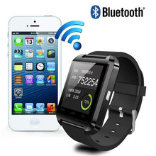 Bluetooth Smartwatch U8 U Smart Watch for Iphone 6 6S / 6 Plus / 5S Samsung S6 / Note 4 3 2 HTC LG Sony Android&ios Smartphones