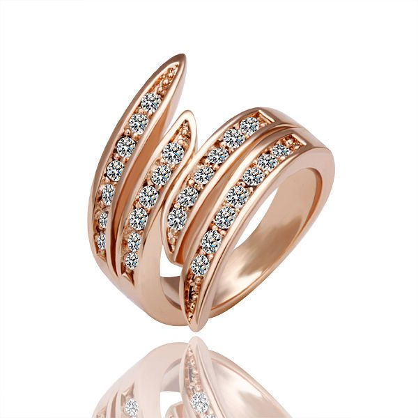 retail wholesale gold plated ring 18k gold plated