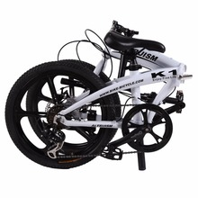ALTRUISM k1 Folding Bike For Kid's Bicycle 7 Speed 20 inch Aluminum bicicleta mountain bikes Double Disc Brake Road Bicycles(China (Mainland))