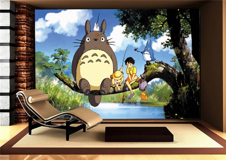 Popular anime backgrounds buy cheap anime backgrounds lots for Mural vision tv
