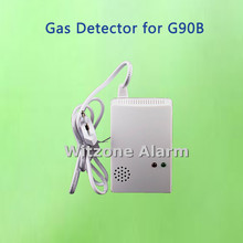 Wireless LPG LNG Gas Sensor,Combustible Gas Leak Detector for G90B and Kerui 8218G,G19,Wolf-guard alarm systems(China (Mainland))