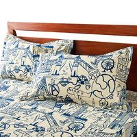 High Count Cotton Pillow Case ,Two Piece Pillow Cover Bedding 48x74cm Pillowcase#HM1542