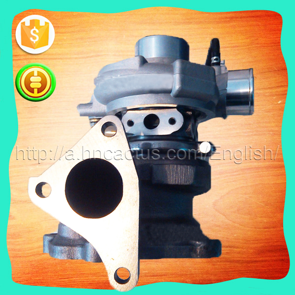Turbocharger Used For: TD04L 13T Turbo 49377 04300 14412 AA360 Turbocharger Use