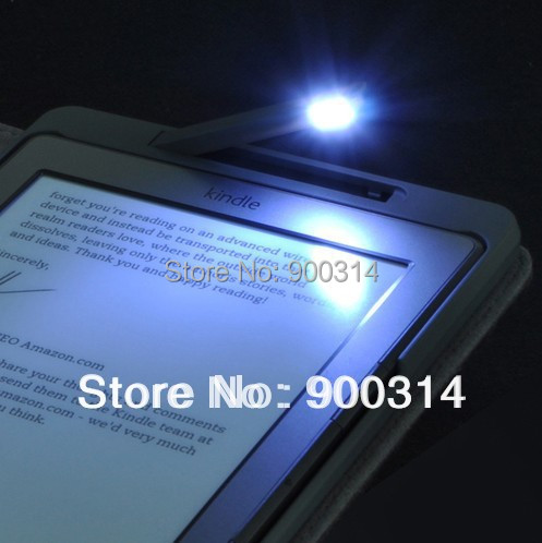led leather cover case for amazon kindle 4 amazon kindle 5. Black Bedroom Furniture Sets. Home Design Ideas