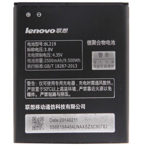 Lenovo a850 + аккумулятор BL219 2500 мАч 100% оригинал новый высокое качество батарея для A916 телефон бесплатная доставка + в наличии
