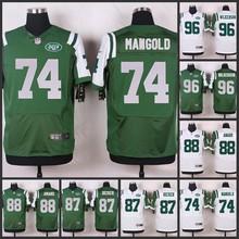 ABCSALE Elite men SALE York Jets 96 Muhammad Wilkerson 88 Jace Amaro 87 Eric Decker 74 Nick Mangold 50 Darron Lee E-5(China (Mainland))