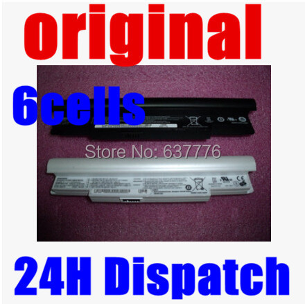 original laptop battery for Samsung NC10 NC20 ND10 N110 N120 N130 N135, AA-PB6NC6W,1588-3366,AA-PB8NC6B AA-PB8NC6M PL8NC6W(China (Mainland))