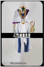 New Arrival Magi Sinbad Cosplay Costume Customs For Halloween Women(China (Mainland))