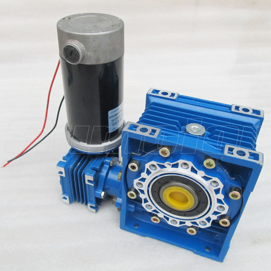 Dc 24v 6 5a 100w gw030050 low speed high transmission for High torque high speed dc motor
