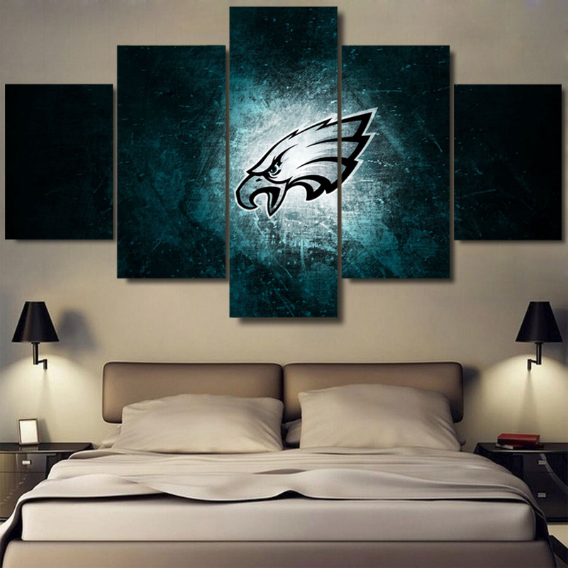 Compare prices on american eagle canvas online shopping for Eagle decorations home