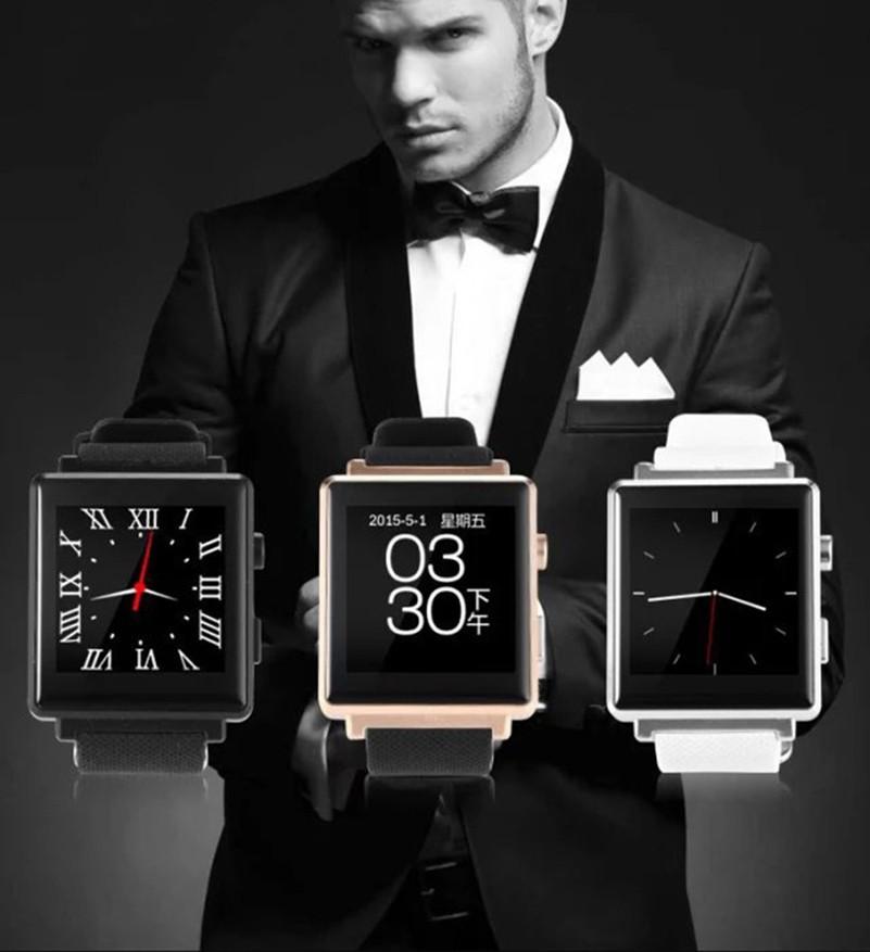 ถูก ใหม่สมาร์ทนาฬิกาG900 S Mart W Atchสำหรับโทรศัพท์Androidนาฬิกาปลุก/นอนตรวจสอบกล้อง1.3MPสนับสนุนซิมการ์ด32กรัมTFบัตรG901 UX