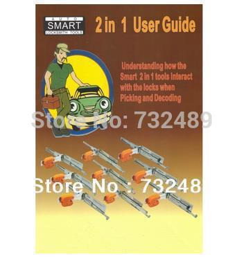 2015 Smart 2 in 1 User Guide Manual on SMART 2-IN-1 Pick and Decoder free shipping()