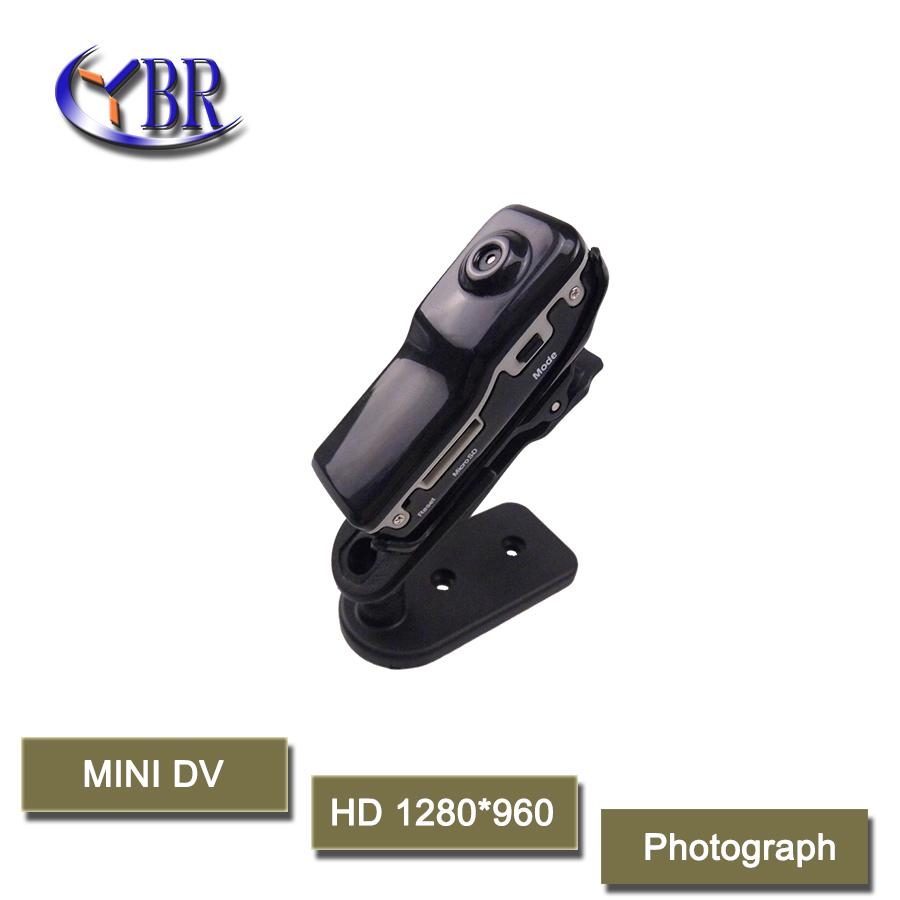 Multfunction mini DV Camcorder smallest DVR Spy Webcam Support 32GB HD Sports Helmet Bike Motorbike Camera Video Audio Recorder(China (Mainland))