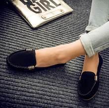 รองเท้าผู้หญิง 2019 พลัสขนาด 35-43 Loafers ลูกอมสีบนรอง(China)