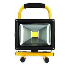 LED Rechargeable Floodlight 20W