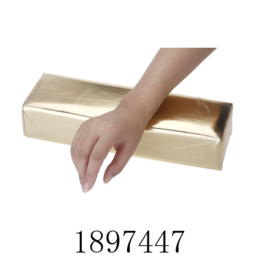 2015 Salon Hand Holder Nail Art Tool Rectangle Leather Pad Column Cushion Nail Art Pillow Arm Rest Manicure Tool<br><br>Aliexpress