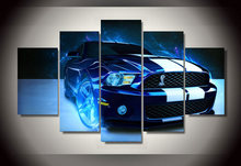Buy Framed Printed shelby mustang car picture Painting wall art room decor print poster picture canvas living room decoration F/746 for $9.69 in AliExpress store
