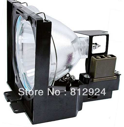 Фотография Projector lamp with housing 610-282-2755/LMP24 for  PLC-XP17 PLC-XP18 XP20 XP21 XP21N