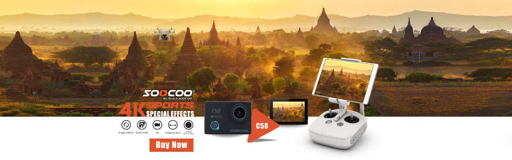 SOOCOO-C50-ACTION-CAMERA