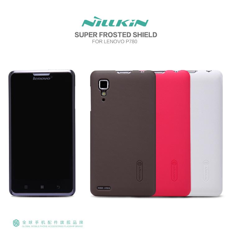 Чехол для для мобильных телефонов Nillkin Lenovo P780 Lenovo P780 чехол для для мобильных телефонов lenovo p780 5 lenovo p780 case