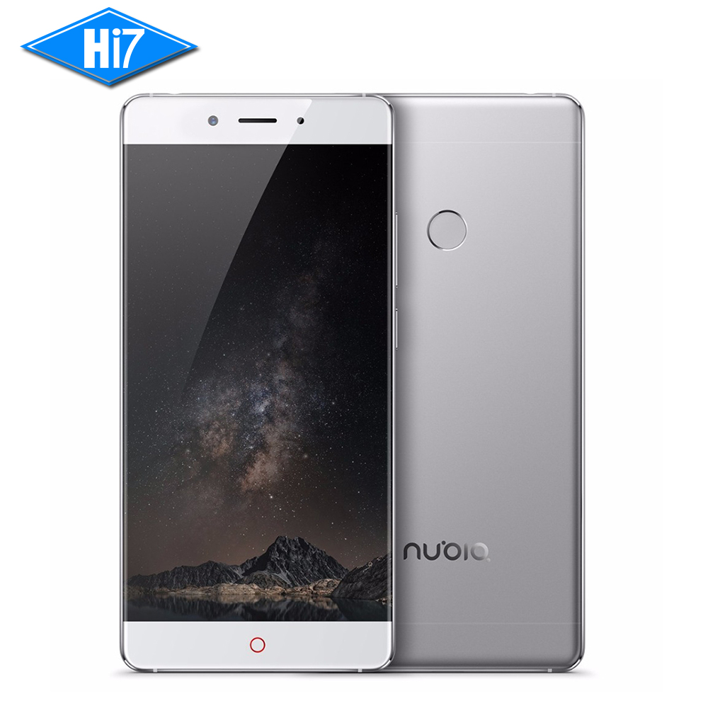 "New ZTE NUBIA Z11 NX531J Borderless Mobile Phone Photography 5.5"" Snapdragon 820 4GB/6GB RAM 64GB/128GB ROM Fingerprint NFC(China (Mainland))"