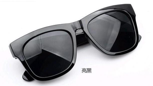 2015 Justin bieber glasses black sunglasses oculos de grau - Offbeat Fashion Space store