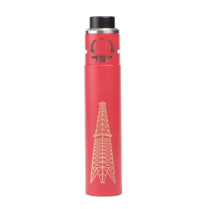 Rig V2  E-Cigarette Starter Kit - Red<br><br>Aliexpress