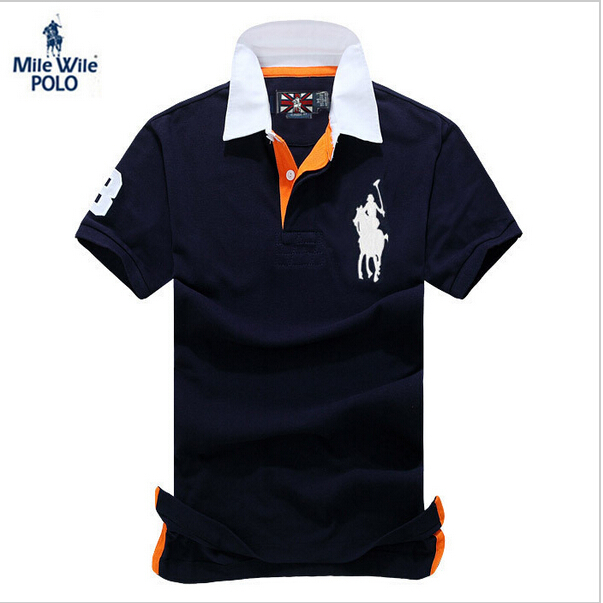 2015 Summer ralph brands mens solid polo Tommied camisa masculina for men hombre tenis designer casual blusas tops tees(China (Mainland))