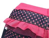 Джинсы для девочек LISA  140825