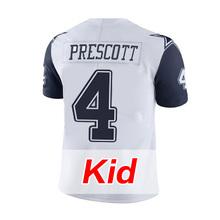 Men's 2016 Stitiched #21 Ezekiel Elliott #4 Dak Prescott Emmitt Smith #50 Sean Lee #82 Jason Witten #88 Dez Bryant Free Shipping(China (Mainland))