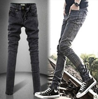 Мужские джинсы Mens jeans slim men pants new hot sales mens jeans slim straight high quality jeans men pants hip hop biker punk rap jeans men spring skinny pants men