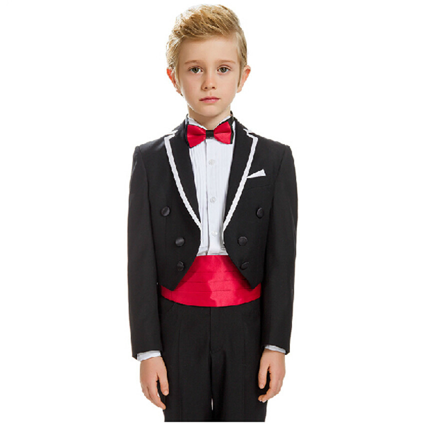 Tuxedo jackets, pants, kids tux shirts, vests, shoes and accessories are able to be purchased separately. This allows the customer to choose specific pieces to create a personal and individualized tuxedo .
