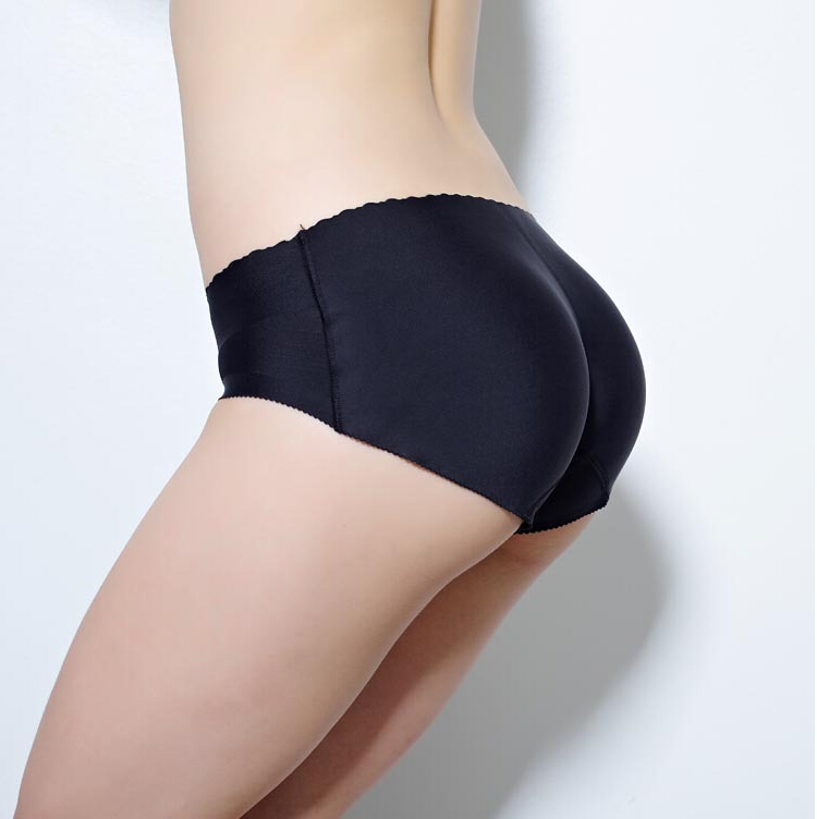 Hot sell shapers Butt lift Briefs hips Padded Panties Seamless Nice bottom Panties Buttocks Push Up Lingerie Women's Underwear(China (Mainland))