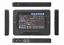 "Buy China Original Industrial Rugged Tablet 7"" Waterproof Android Mini PC DMR PTT Radio GPS 3G UHF LF RFID NFC Reader RTK ZigBee for $319.96 in AliExpress store"