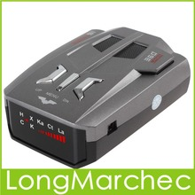 Sales!  Car Radar Detector V9 Russia / English 16 Brand LED Display X / K / NK / Ku / Ka / Laser Anti Radar Detector