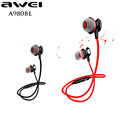 Original Awei A980BL Bluetooth Headphone magnet Sport Wireless Earphone handsfree sweatproof headset auriculares ecouteur