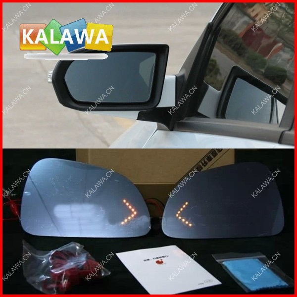 Blu-Ray Car rearview side mirror with LED arrow turn light Customized case for Bui.ck New Excelle 2008-2012 1A Freeshipping GGG<br><br>Aliexpress