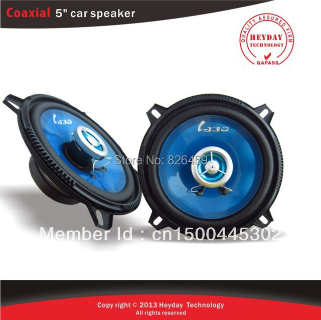 "Car HiFi/5"" inch coaxial loudspeaker for cars/audio speaker"