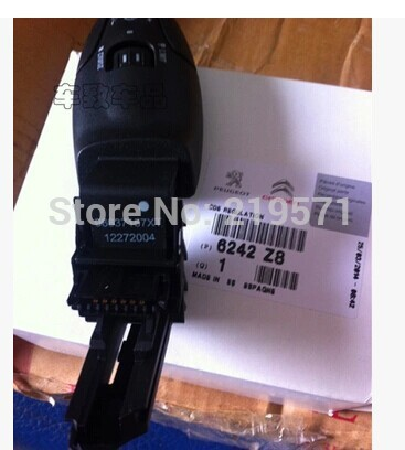 Factory Price! Free Shipping Peugeot 206 207 307 308 408 original High quality plastic Constant speed cruise handle<br><br>Aliexpress