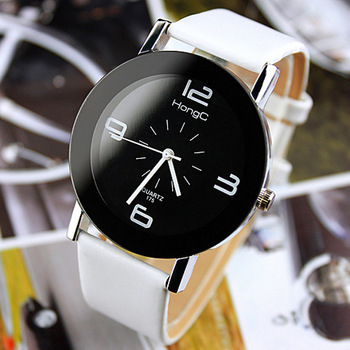 2017 YAZOLE Fashion Wristwatch Fashionable Unique Leather Watchband Watch Women Quartz Dress Watch