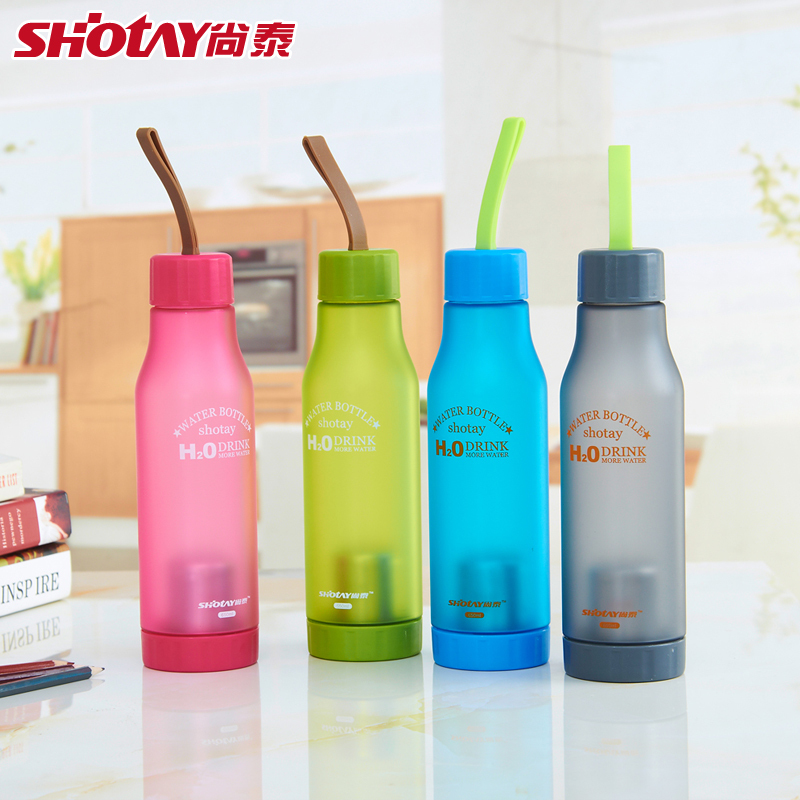 Здесь можно купить  Shun US leakproof plastic cups with filter cup creative cup portable sports readily cup 650ml Shun US leakproof plastic cups with filter cup creative cup portable sports readily cup 650ml Свет и освещение